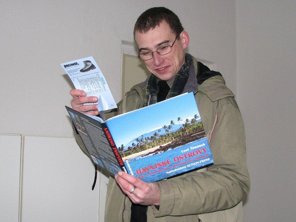 Vítězslav Dufek s výhrou.