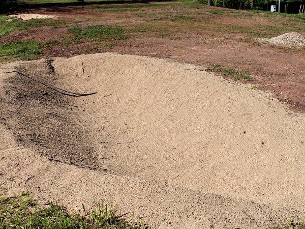 VNové Pace budou mít golfové hřiště.