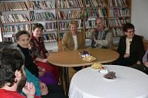 Otevření zrekonstruované knihovny.