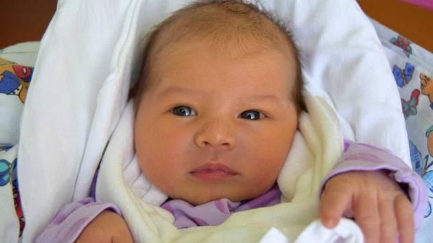 Bella Janáková se narodila 23. února s mírou 48 cm a váhou 3,10 kg. Z malé Belly se radují rodiče Kristýna Bašová a Miloš Janák z Lázní Bělohradu.