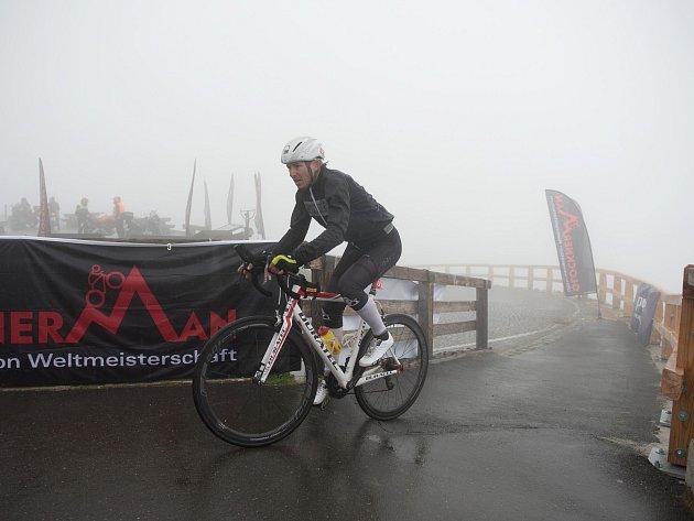 Daniel Polman, Nová Paka, ultracyklista.