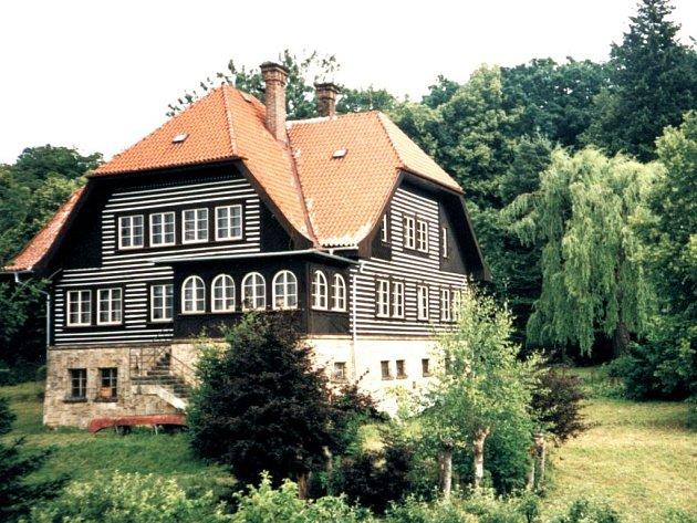 Šikolova vila.