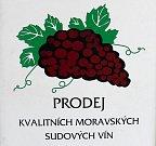 Prodej sudových vín.