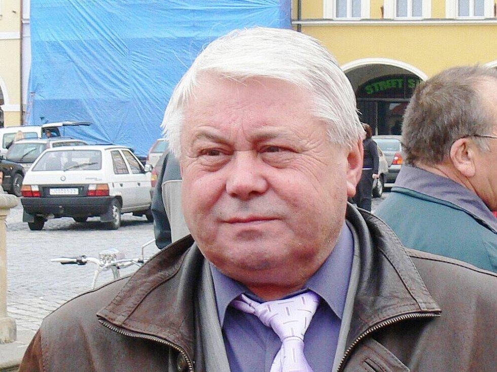 Josef Táborský.