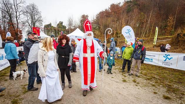 Mikulášský běh na Bradech má dlouhou tradici. Přidáte se letos?