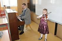 Houslová soutěž Mistra Josefa Muziky.