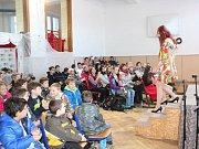 Vánoční trhy Střední školy gastronomie a služeb.
