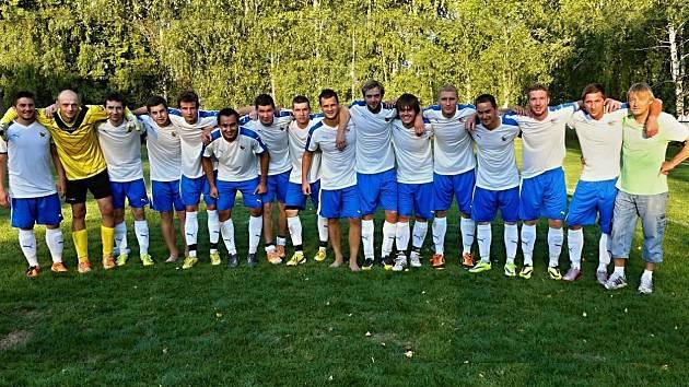 MUŽSTVO 1. FK Nová Paka potvrdilo hned v úvodním utkání OP mužů svoji kvalitu a v Milíčevsi zvítězilo 6:1.