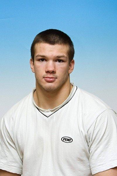 MICHAL VANÍČEK (SKP JUDO Jičín) Reprezentant, bronzový na republice, druhý v Českém poháru, tři umístění v první desítce při Světovém poháru.
