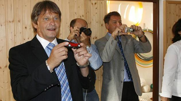 Hořický starosta Ivan Doležal.