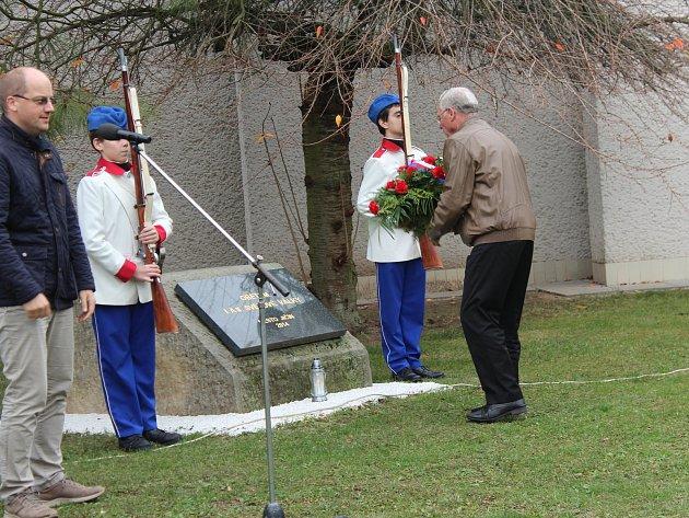 Jičín se poklonil památce válečných veteránů.