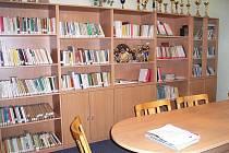 Bašnická knihovna.