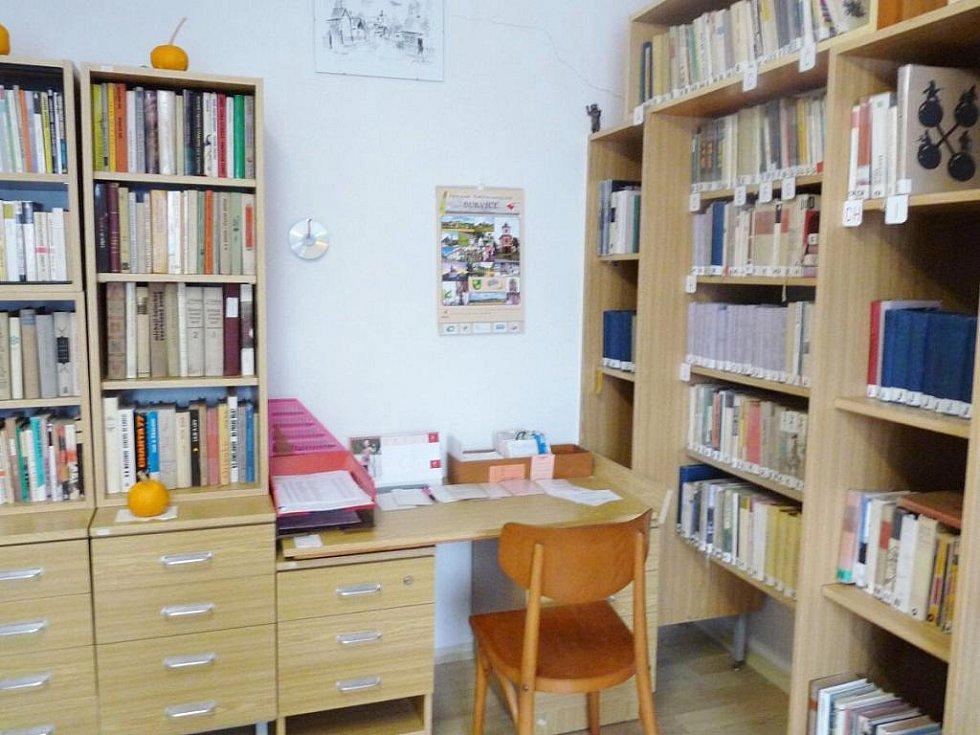Bukvická knihovna.