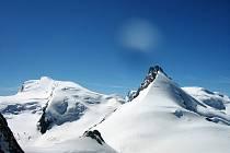 Walliské Alpy.