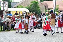 Oslavy a sjezd rodáků v Dětenicích.