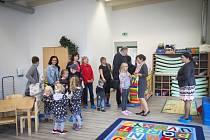 Ve Vidochově se 1. září otevřely nejen dveře pro prvňáčky, školáky a děti z mateřské školy, ale i nové prostory a budova. Konal se den otevřených dveří.