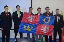 Novopačtí studenti úspěšní v soutěži Enersol.