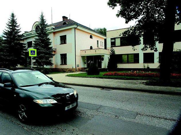 Mateřská škola Lázně Bělohrad.