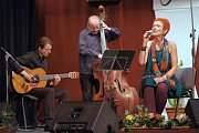 Ze zahájení Foerstrových dnů koncertem Ireny Budweiserové.