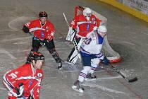 Přátelské přípravné utkání v ledním hokeji HC  Jičín - Jonsdorf  (Německo).