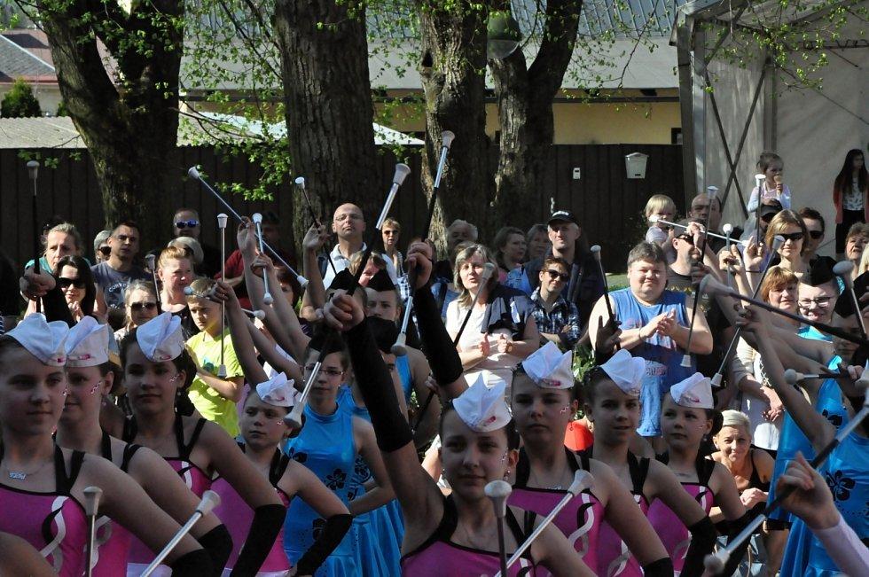 Talent a radost z umění na Lomnickém hudebním jaru