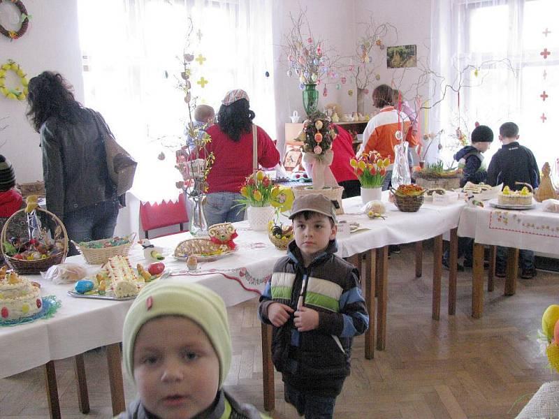 Velikonoční výstava v Ostružně.