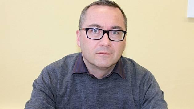 Otakar Petráček, generální ředitel Milety.