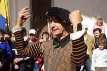 Jaromír Gottlieb na Valdštejnských slavnostech 2006