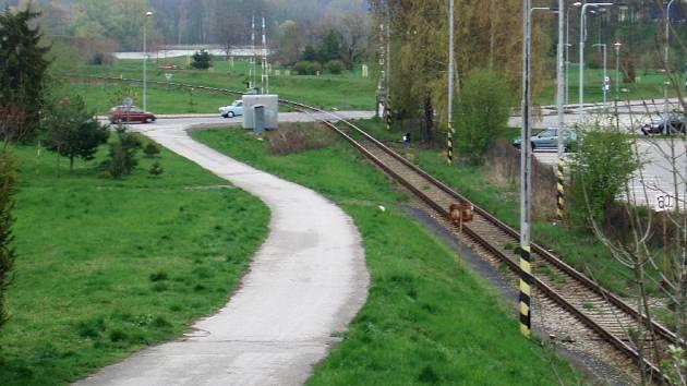 Možnosti pro cyklisty v Jičíně.