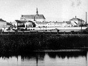 Z vernisáže výstavy o historii valdického kláštera.