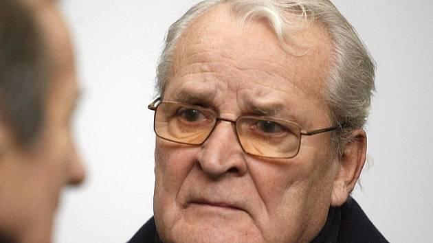 Herec Vladimir Brabec.