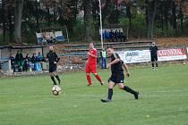 Fotbal 1. A třídy Sobotka – Úpice.