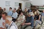 Den otevřených dveří v jičínském archivu.