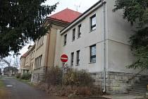 Jičín - Bývalá budovy interny půjde k zemi, rekonstrukci čeká i vjezd do špitálu.