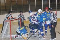 Spartak Nové Město n. Metují – HC Jičín.