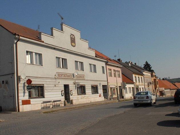 Libáňské náměstí.
