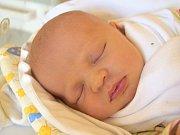 Michal Lindr se narodil 22. března s mírou 51 cm a váhou 3,93 kg. Štěstím září rodiče Markéta a Miroslav Lindrovi z Března. Doma už čeká tříletý bráška Mireček.