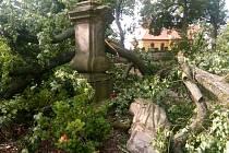 Město má v plánu cennou barokní sochu zrestaurovat