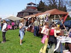 Otevírání turistické sezony na Zvičině.