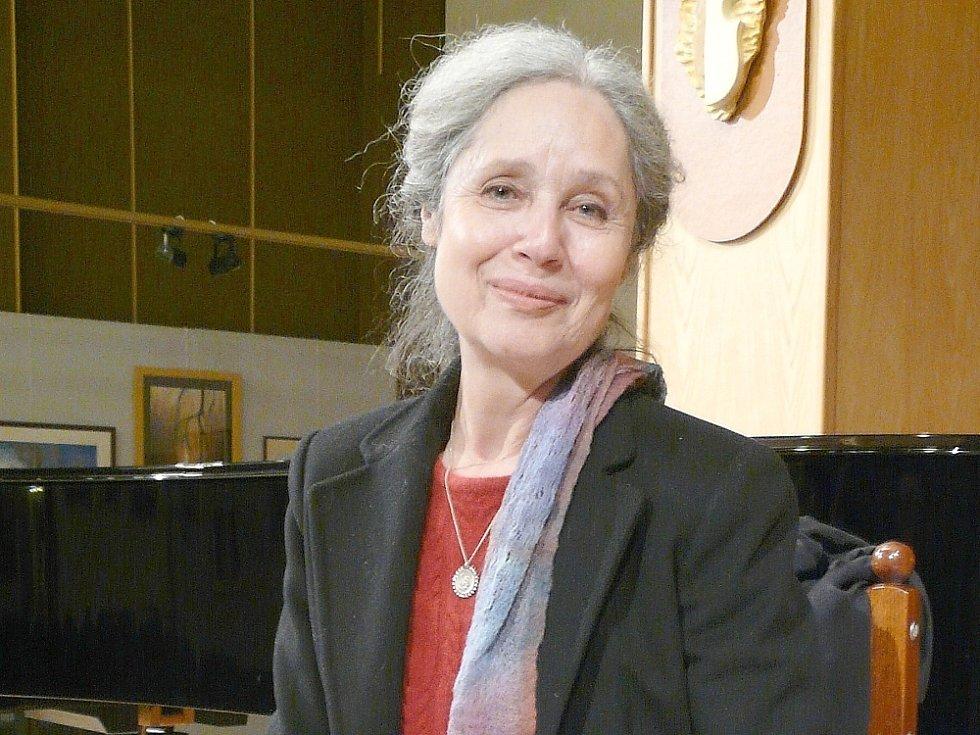 Táňa Fischerová.