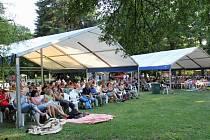 Bělohradský country festival Pod Hůrou.