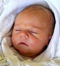 NICOLAS VYČÍTAL přišel na svět 29. prosince s porodní mírou  52 cm a váhou 3,45 kg. Šťastní rodiče Marie Dolenská a Jan Vyčítal si malého Nicolase odvezli domů do Konecchlumí.