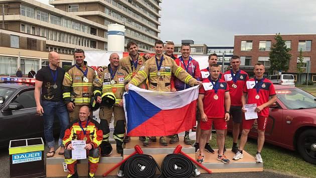 Stanice z Jičína uspěla na mistrovství Evropy.