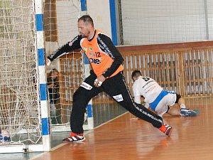 1. liga: HBC Ronal Jičín – HC ROBE Zubří