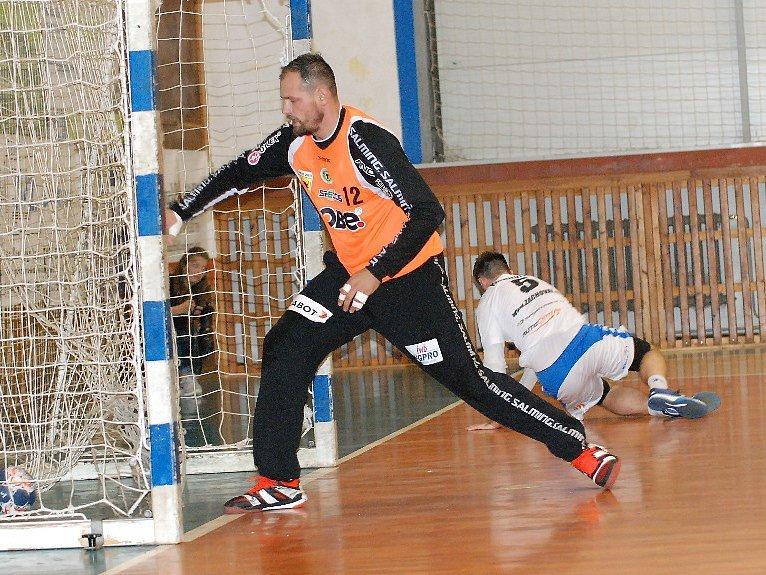 HBC Ronal Jičín – HC ROBE Zubří