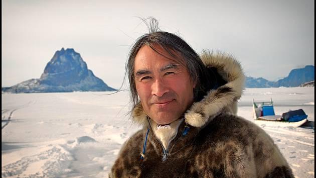 Inuitský šaman bude hostem v Lodžii.