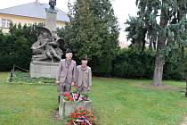 Vzpomínka k 95. výročí vzniku republiky.