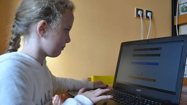 ZŠ v Nemyčevsi je vítězem okresního kola jazykového šampionátu s WocaBee.