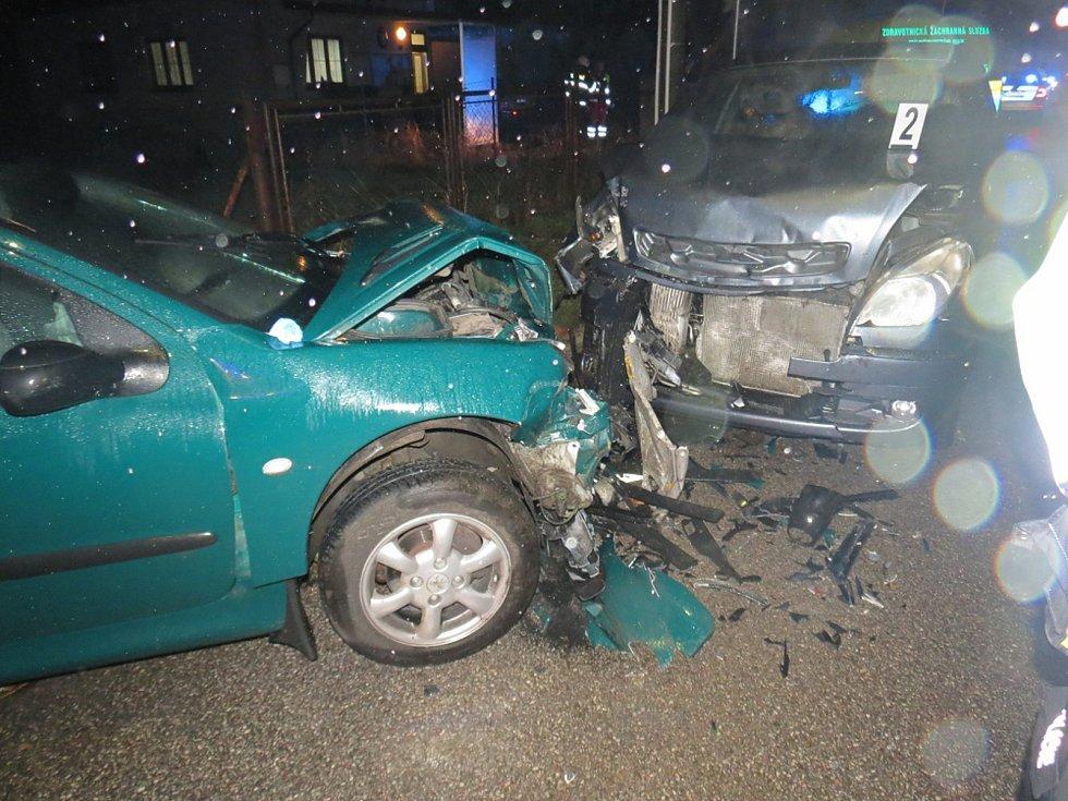 Jičínsko - dopravní nehody - čtvrtek 25. října