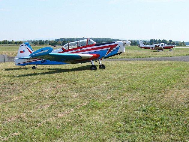 Z letecké přehlídky CIAF 2011.